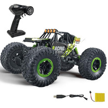 RC car 2.4G Remote control bigfoot big wheels driving truck off-road vehicle model toy