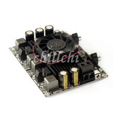 Class D digital post power amplifier board high power finished fever hi fi 2 channel 500w+500w(China)