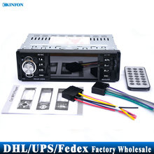 "(Wholesale) 20PCS Car Mp5 Player 4.1"" TFT HD FM Radios MP3 MP4 MP5 Car Audio Video Media MP5 Player USB/SD MMC Port 4016(China)"