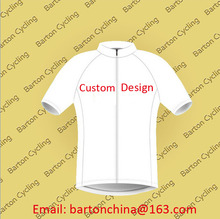 Custom Design Your Logo Summer Short Sleeve Jersey Bike Racing Team Road Biker Cycling Sports Jersey S005