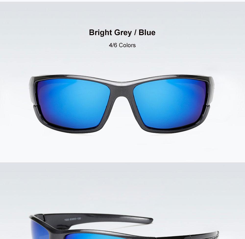 VEGA Eyewear Best Women Men Sports Sunglasses Polarized Outdoor Sports Glasses for Bike Fishing Running Sport Eyewear 206 (10)