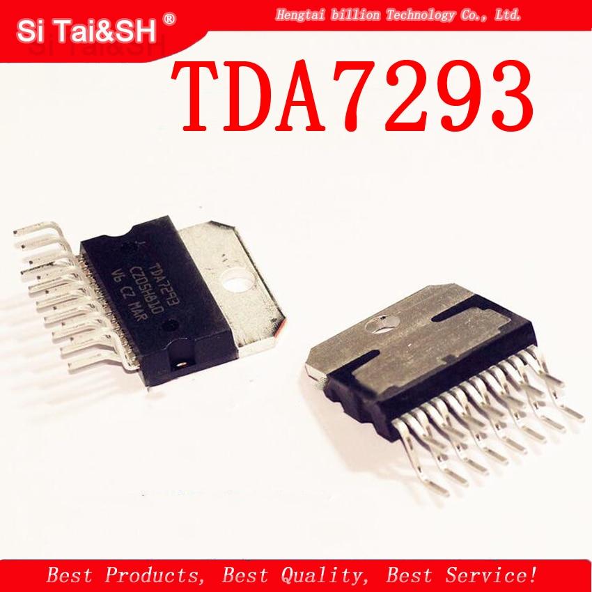 10PCS AUDIO AMPLIFIER IC ST ZIP-15 TDA7293 TDA7293V