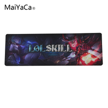 Newest Arrival Standard All League of Legends LOL big Mouse Pad  300x900mmx2mm