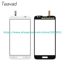 "Buy High Replacement parts 4.5"" LG L90 D415 D405 Touch Screen Digitizer Sensor Outer Glass Lens Panel Black White for $5.00 in AliExpress store"