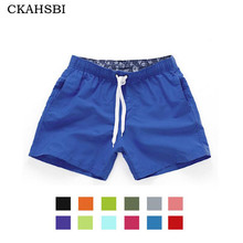 Buy CKAHSBI Pocket Quick Dry Swimming Shorts Men Swimwear Man Swimsuit Swim Trunks Summer Bathing Beach Wear Surf Boxer Briefs