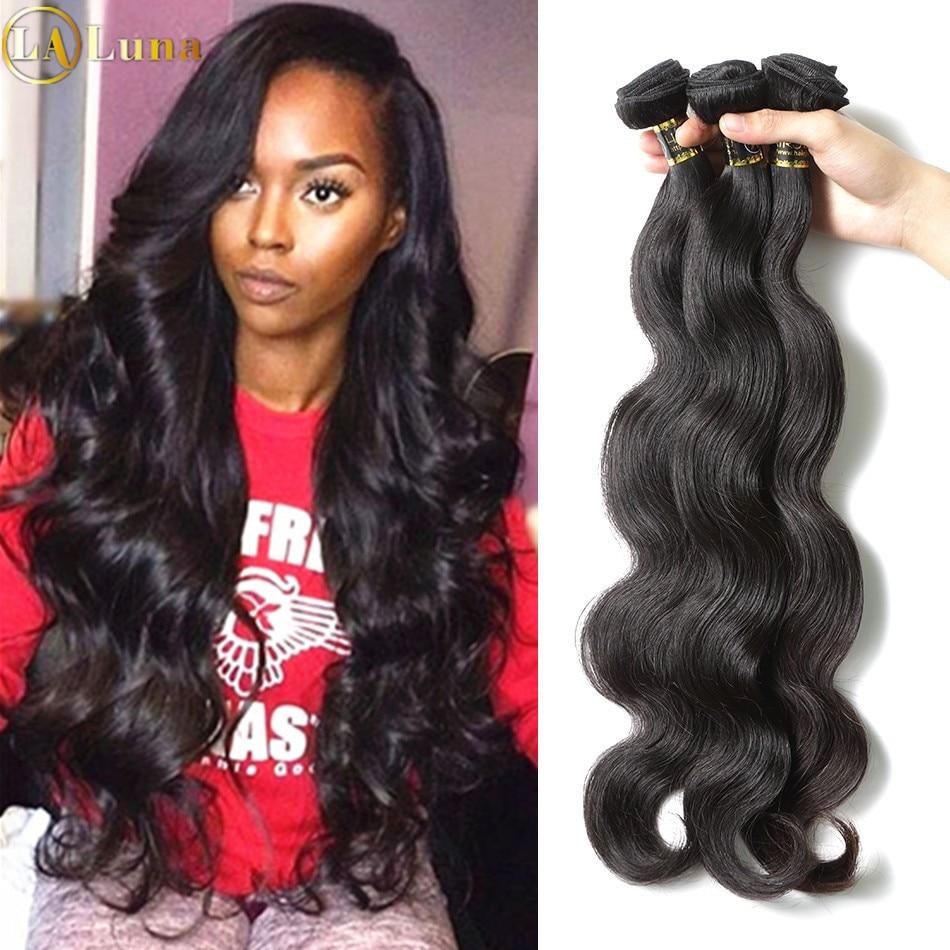 8A Rosa Black Friday 3 Bundles Brazilian Body Wave 100% Brazilian Virgin Hair Weave Bundles Brazilian Virgin Human Hair Weaves <br><br>Aliexpress