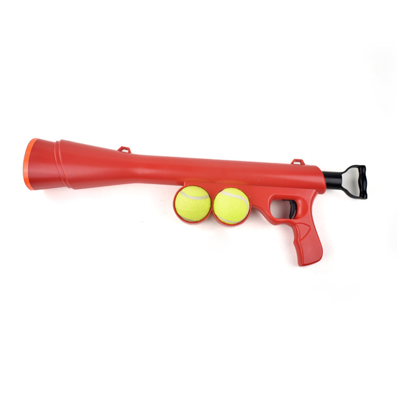 Funny Dog Tennis Ball Launch Gun for AK47 Pet Training Toy Remote Speed Agility Equipment Dog Interactive Toys Pet Shop Supplies9