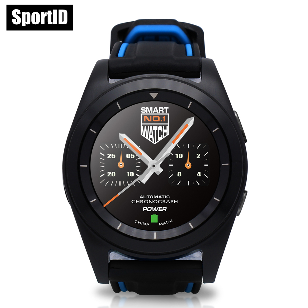 New G6 Sport Bluetooth 4.0 Smart Watch Men MT2502 HD Screen Heart Rate Sleep Monitor Watches Women Smartwatch for IOS Android<br>