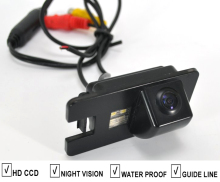 CCD Car Reverse Rear View Camera For Great Wall Haval H3 H5 Parking Backup Auto Camera Night Vision Guide Line
