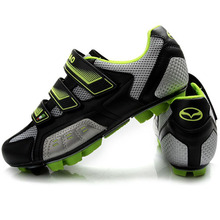Tiebao MTb Bike Self-locking Shoes Ride Bicycle Shoes Lightweight Highway Lock cycling shoes For Women Men MTB Ciclismo Zapatos(China)