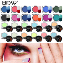 Elite99 Thermal Color-changing Powder + Night Glow Powder Mixed With Polish Nail Art Powder Gradient Pigments Dust All 36 Set