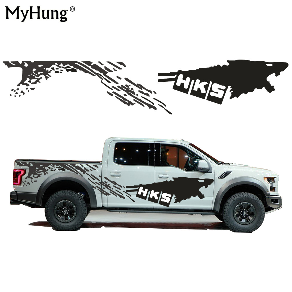 Cool Sticker For Nissan NAVARA Frontier Personality Car Styling Funny DIY Decal Car Whole Body Car Decoration 2pcs Car-Styling<br>