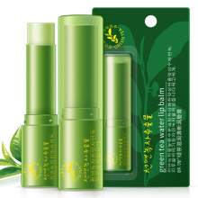 Buy Pure Natural Green Tea Lip Balm Plant Moisturizing Lipbalm Make Sweet Women Skin Care Makeup Lips Care Maquillage for $4.48 in AliExpress store