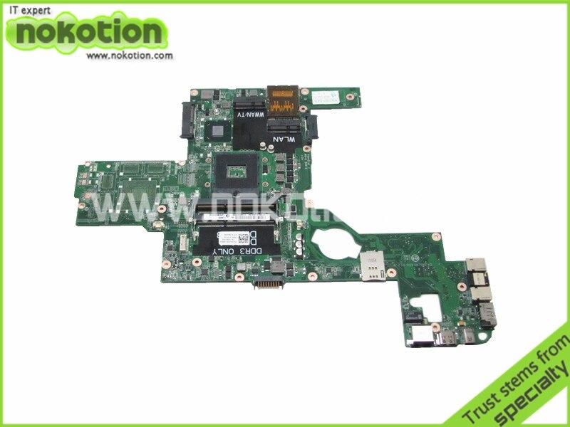 laptop motherboard for dell XPS L502X 0NXH8C DAGM6CMB8D0  HM67 GMA HD3000 DDR3<br><br>Aliexpress