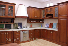 Foshan furniture factory high quality solid wood kitchen cabinets furniture buying agent