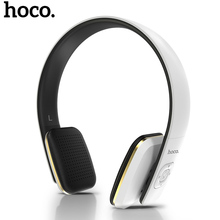 Buy NEW!! HOCO Wireless Music Headphone W9 Adjustable Bluetooth 200mAh Battery Big Headset Microphone iPhone Samsung Phone for $41.77 in AliExpress store