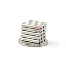 wholesale10000pcs Neodymium Magnet Mini Dia 3x1mm N50 Strong Round with free 3mm magnetic balls 216pcs(China)