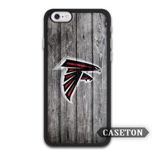 Atlanta Falcons Football Case For iPhone 7 6 6s Plus 5 5s SE 5c 4 4s and For iPod 5