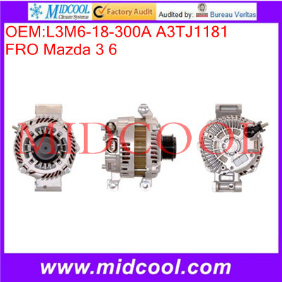 High Quanity Car Alternator OEM:L3M6-18-300A A3TJ1181<br><br>Aliexpress