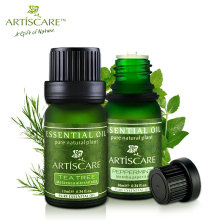 ARTISCARE Tea Tree essential oil + Peppermint essential oil Face care Acne Treatment Black Head Clean Pores anti acne sterilized(China)