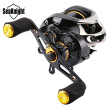 SeaKnight LYCAN 12BB Baitcasting Fishing Reel 7.0:1 Baitcasting Reel Fishing Magnetic Brake System Carbon Max Drag 5KG/11LB
