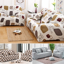 European style Cover Sofa Elastic Couch corner Sofa Cover Comfortable All-inclusive Slipcover  Cover Single/Two/Three-Seater