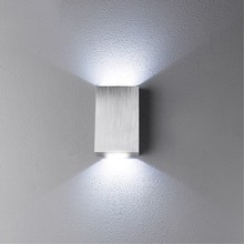 Modern LED Wall Lamps Bedside 2W/6W Indoor Wall Light Living Room Lights for Home Background Stairs sconce AC 85-265V