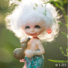 OUENEIFS bjd sd Dolls  fairyland realpuki soso 1/13 model reborn baby dolls eyes High Quality toys shop make up
