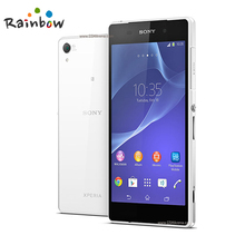 "Sony Xperia Z2 Original Unlocked GSM Android Quad-Core 3GB RAM D6503 3G&4G 5.2"" 20.7MP+2.2MP WIFI GPS 16GB(China)"