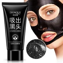 Professional Black Head Acne Treatments Face Care Suction Mask Nose Blackhead Remover Peeling Peel Off Facial Mask(China)