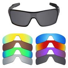 d4c708cf39 Mryok Polarized Replacement Lenses for Oakley Turbine Rotor Sunglasses  Lenses(Lens Only) - Multiple