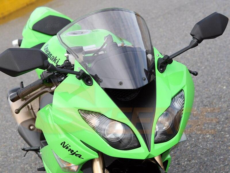 Kawasaki Ninja ZX-6R 2009-2012 cob led angel eyes(1)