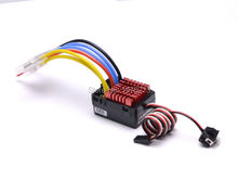 Original Hobbywing QuicRun 860 Waterproof Brushed ESC 60A with 5V/3A Linear Mode BEC for 1/8 RC Car