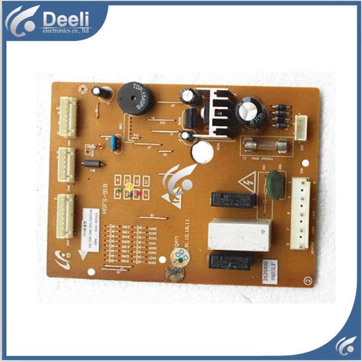 90% new refrigerator pc board motherboard for samsung DA41-00345A BCD-190/191/220/240NIS/HGFS-91B working good<br>