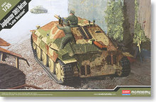 "ACADEMY 13230 38 (t) ""Hetzer"" tank destroyer late models"