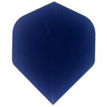 30 pcs of Flight Pure Blue Dart Flights Darts Dart Flight Accessories Free shipping R6(China)