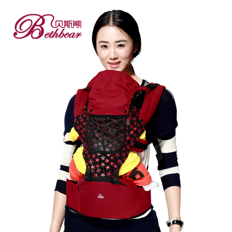 2015 factory outlets mother sleeping infant with travel supplies children back baby backpack backpack straps<br>