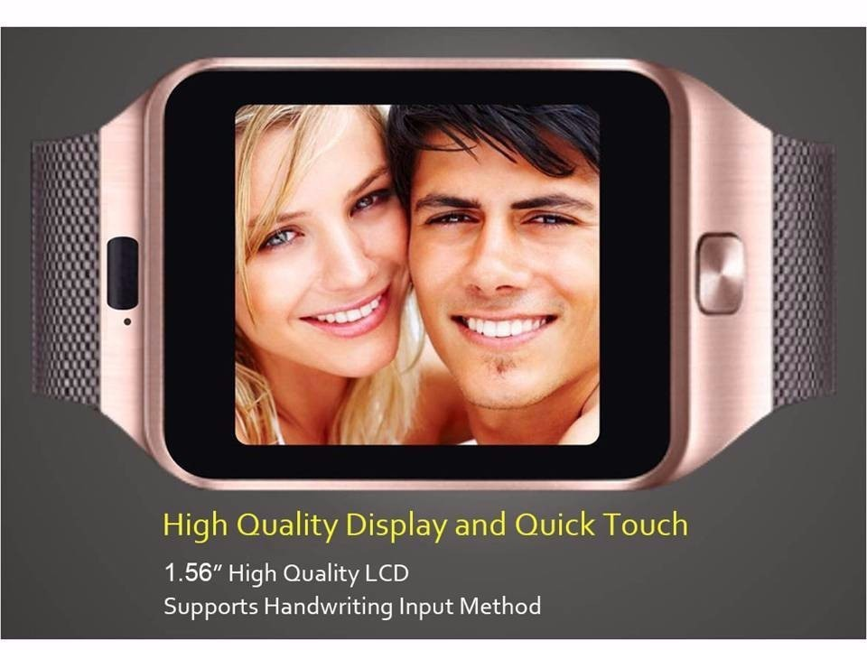 2016 new Fashion Smart Watch DZ09 Support TFSim Card Watch Camera GSMTF Men Wristwatch for IOS Android Phone VS U8 GV18 GT08  (20)