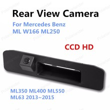 [High Quality] CCD HD Wireless reverse camera Waterproof Rear View Camera Night Vision For Mercedes Benz