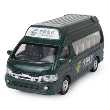 Collectible Simulation Exquisite Model Toys Vintage Ambulance 1:32 Alloy Cars Pull Back Auto Diecasts & Toy Vehicles Deco Gift(China)