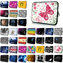 "Notebook 11.6 Inch Bags For Women Neoprene Butterfly Sleeve Case Bag For Apple Samsung Chuwi Hi12 Mini PC 12"" 12.1"" Cover Bag(China)"