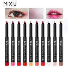 New Pro Multifunctional Make Up Eyeshadow Pencils Tools Face Lips Brightener Shimmer Glitter Eye Shadow Pen Waterproof Cosmetics(China)