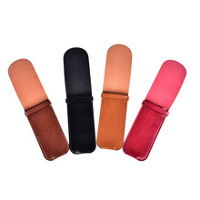 durable Fountain Pen Case Bag PU Leather Ballpoint Bag Pen Pouch Case Gift Bag For Roller Ball Pen holder