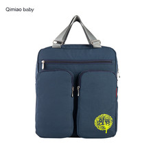 Outdoor Leisure Sport Element Mummy Backpack Daily Handbag Multipocket Maternity Diaper bag Large Capacity Baby Nappy Backpack(China)