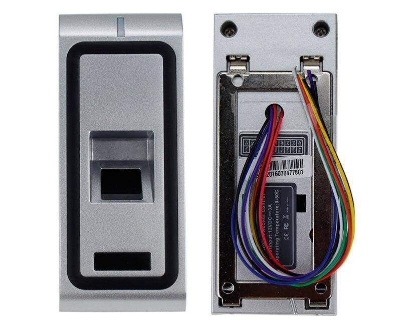 F2 Metal fingerprint standalone access controller (2)