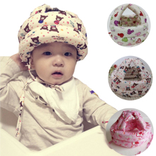 Baby learn walking Protective Helmet Protect head prevent collision fall prevention accessories newborns safety helmet hat L598(China)