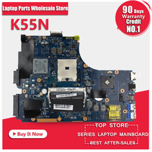 K55N Motherboard for ASUS K55DE REV2.0 Integrated 69N0M9M10D05 Fully Tested Good Condition Main Board(China)