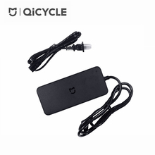 original xiaomi mijia Qicycle Charger 42V 2.0A smart electric bicycle EF1 portable e scooter foldable pedelec ebike