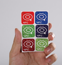 13.56Mhz NFC Tags Stickers RFID Smart Card Label for smart phone Access Control