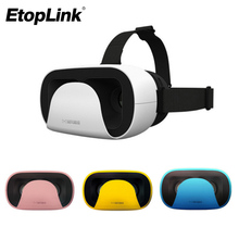 "Baofeng Mojing XD 3D VR Glasses Virtual Reality Helmet Cardboard Box for iPhone  Android 4.7 - 5.7"" Smartphone + Gamepad"